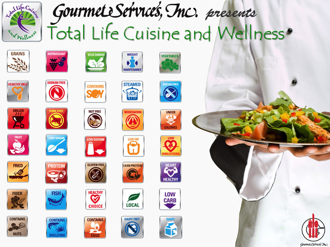 Total life cuisine and wellness