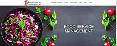 Welcome To The New Gourmet Services Inc. Website