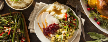 Contract Food Service – Tips For Eating Healthy This Holiday Season